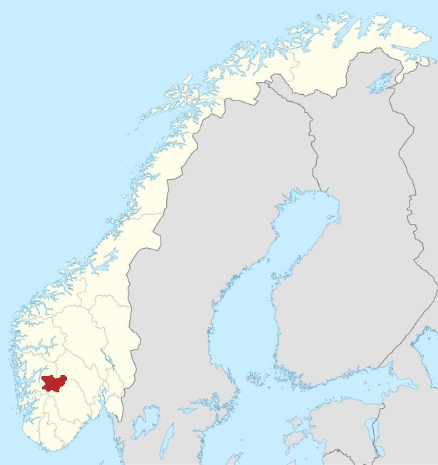 Hardangervidda - Une blonde en Norvège