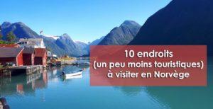 10 endroits à visiter en Norvège - Une blonde en Norvège