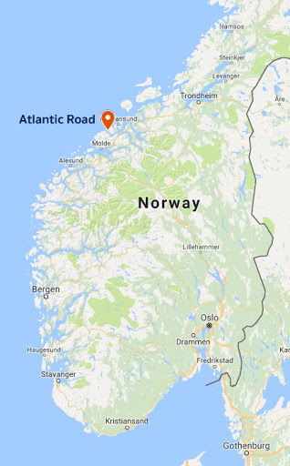 Håholmen - Une blonde en Norvège