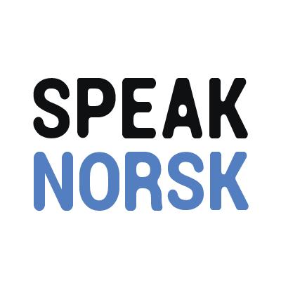 Speak Norsk - Une blonde en Norvège