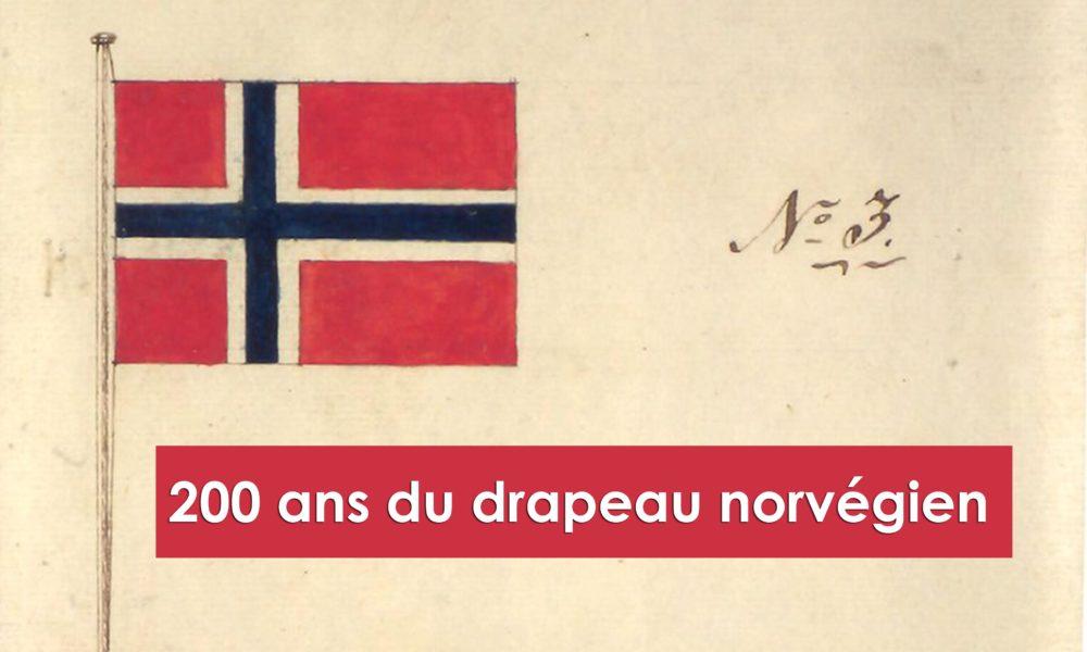 200 ans du drapeau norvégien