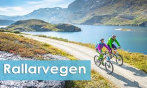 Rallarvegen - Une blonde en Norvège