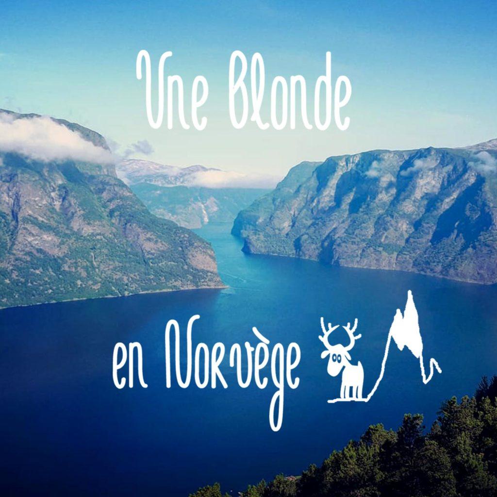 Podcast - Une blonde en Norvège