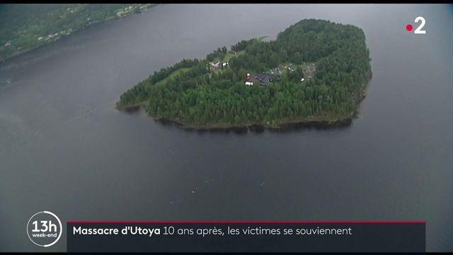 Massacre d'Utoya - Une blonde en Norvège