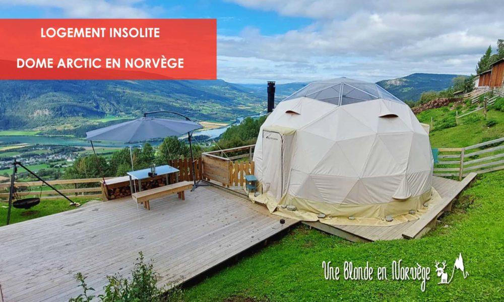 Dome Arctic - Une blond en Norvège
