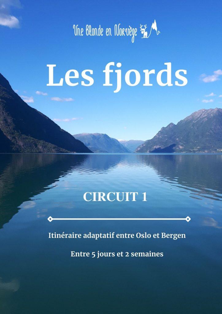 Circuit 1 : Les fjords entre Oslo et Bergen